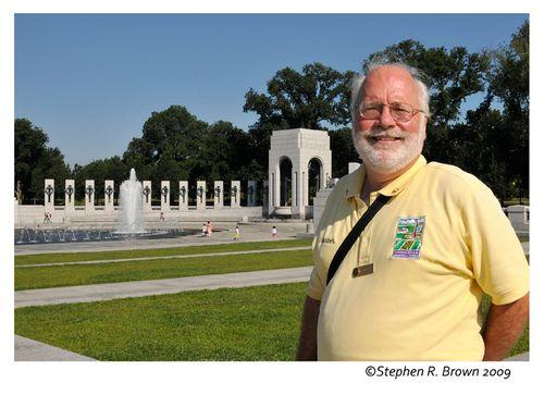 George Kerestes, WWII Memorial